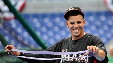 Marlins rookie phenom Jose Fernandez is now owned in only 33% of ESPN and 42% of Yahoo! leagues after a few shaky starts. Can he bounce back in a two-start week?